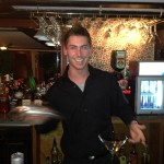 Chris Wilcze, Bartender/Serve